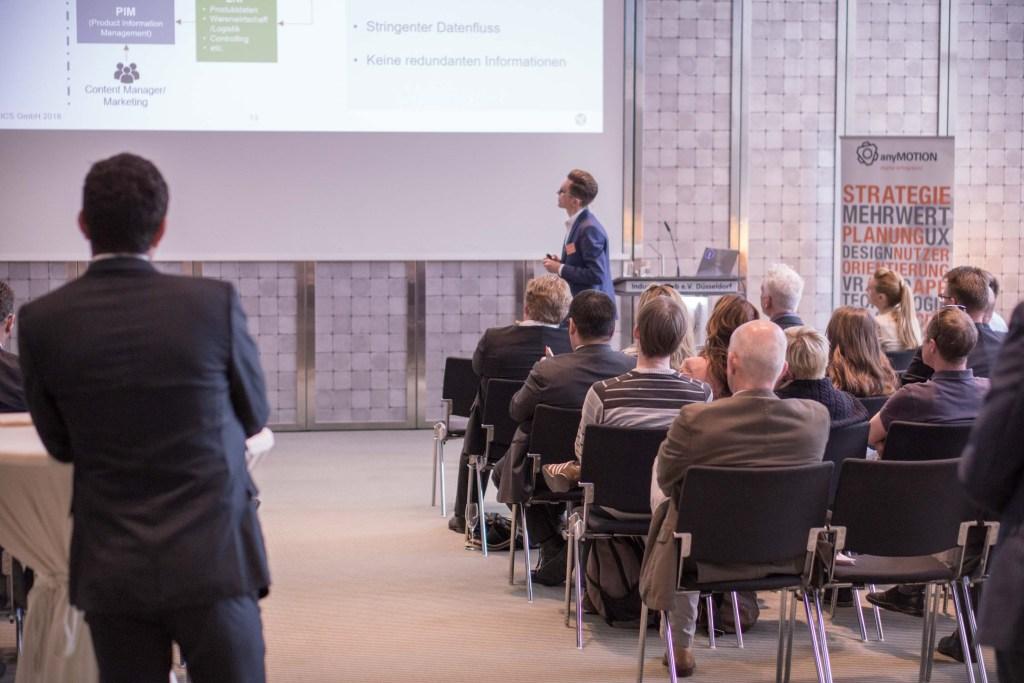 Vortrag Herausforderungen der digitalen Transformation