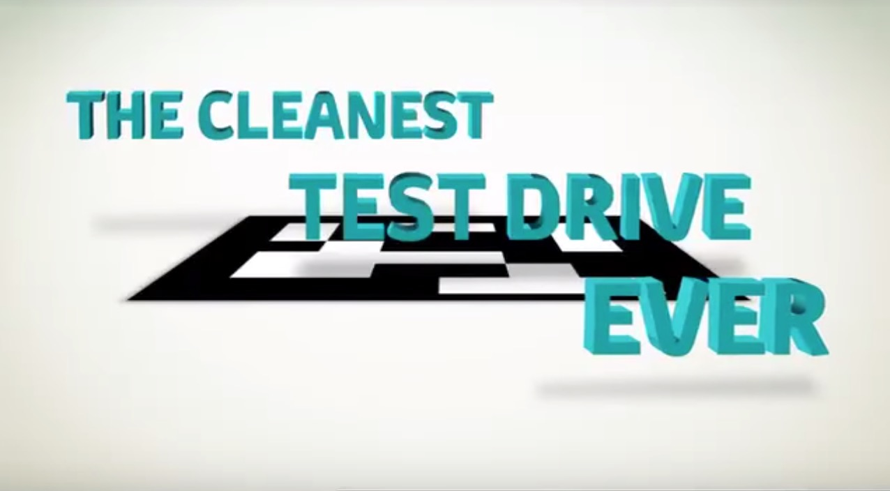 Toyota – the cleanest test drive ever (Pre-Launch Lead Generation Campaign)