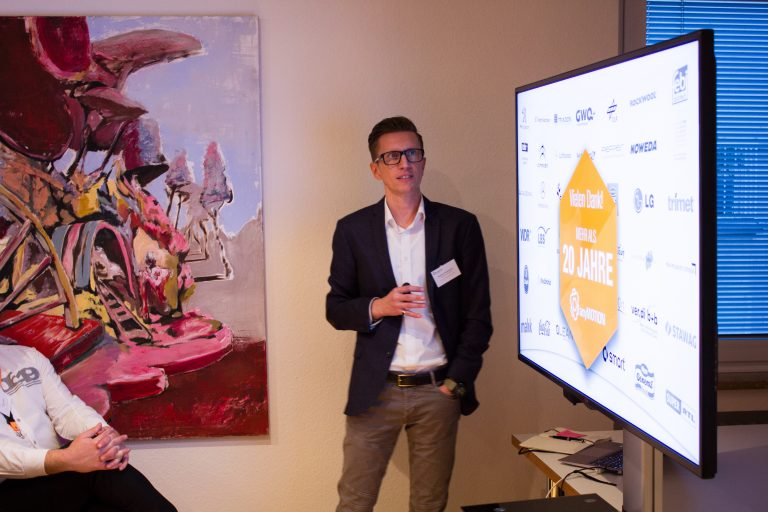 Vortrag Erfolgskriterien im E-Commerce